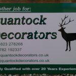 Quantock Decorators