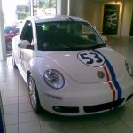Silver Street Vw Herbie