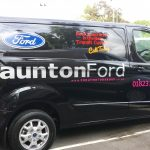 Taunton Ford Transit Custom