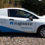Knightstone Fiesta Van